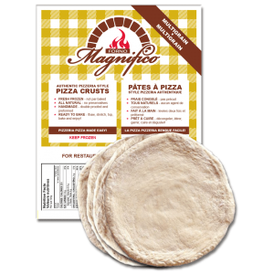 Pizza Crusts multigrain Forno Magnifico Pizzeria Pizza Made Easy!